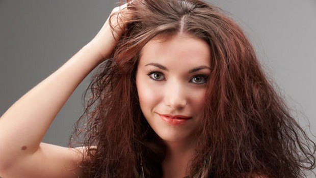 Frizzy-Hair How to Treat Frizzy Hair